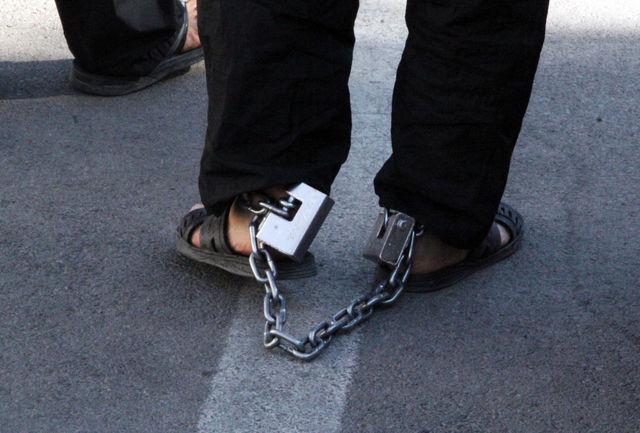 حمله افراد مسلح به خودرو حمل زندانی ها